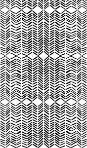 Spoonflower - fabric | BLACK & WHITE * pattern | Pinterest