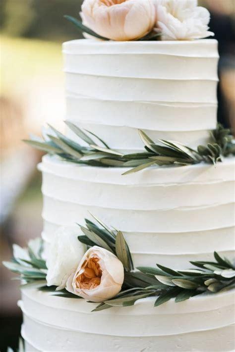 simple  elegant wedding cakes