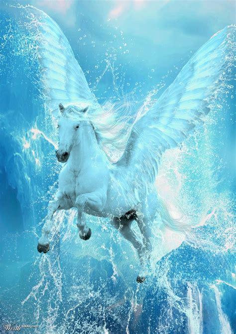 worth1000 contests inspiration unicornio pegaso and mitolog 237 a