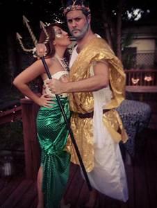 Meerjungfrau Kostüm Selber Machen : neptun kost m selber machen kost m idee zu karneval halloween fasching costume ~ Frokenaadalensverden.com Haus und Dekorationen