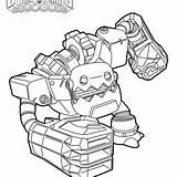 Skylanders Knight Wolfgang sketch template