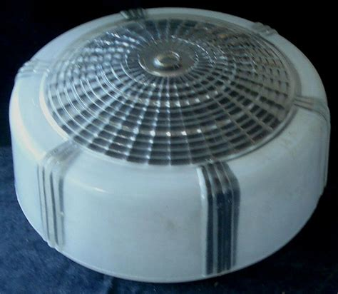 Glass Light Covers by Vintage Frosted Glass Light Cover Vg Cond Ebay
