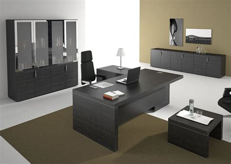 furniture  executive offices  modern style idfdesign