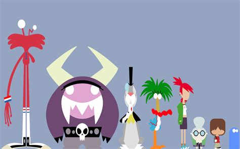 Fosters Home For Imaginary Friends Wallpapers  Wallpaper Cave