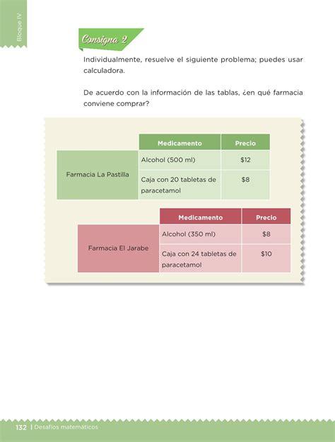 We did not find results for: Desafíos Matemáticos libro para el alumno Sexto grado 2016 ...