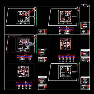 Wiring Housing Dwg Block For Autocad  U2013 Designs Cad