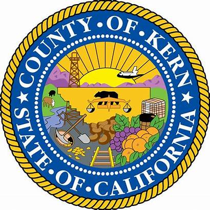 Kern County California Seal Svg Counties Police