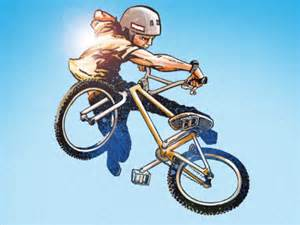 designer stehle bmx rider rebound by simon stehle dribbble