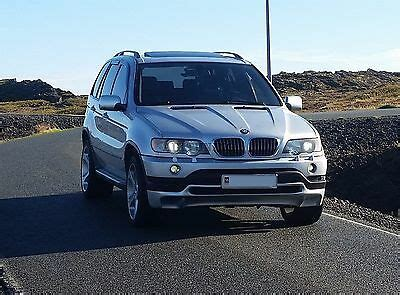 bmw e53 x5 4 8is style front bumper spoiler addon tuning valance apron lip for sale
