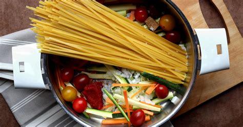 cuisiner des f钁es diaporama quot comment faire des one pot pasta quot mélangez