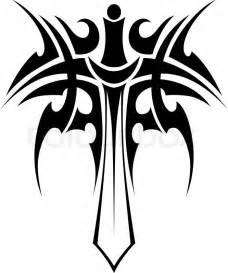 Tribal Sword Tattoo Designs