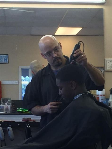 tobacco road barber beauty shop   barbers