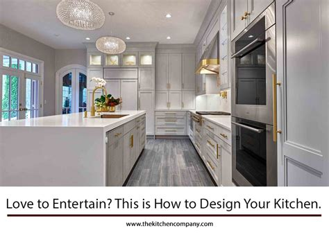 Kitchens Designed Entertaining by Best Kitchen Layout For Entertaining How To Design Your