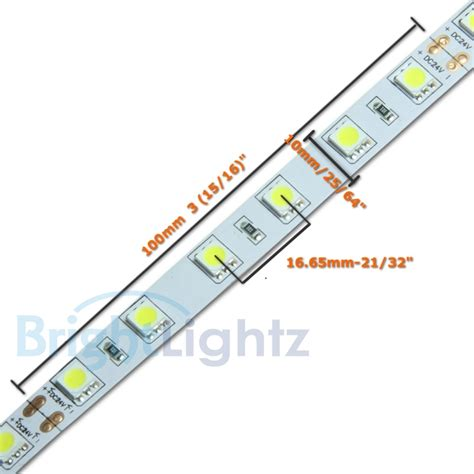 12v 1 metre 5050 led light 60 led s