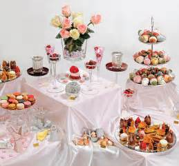 and white wedding candy bar chocolat createur de gout