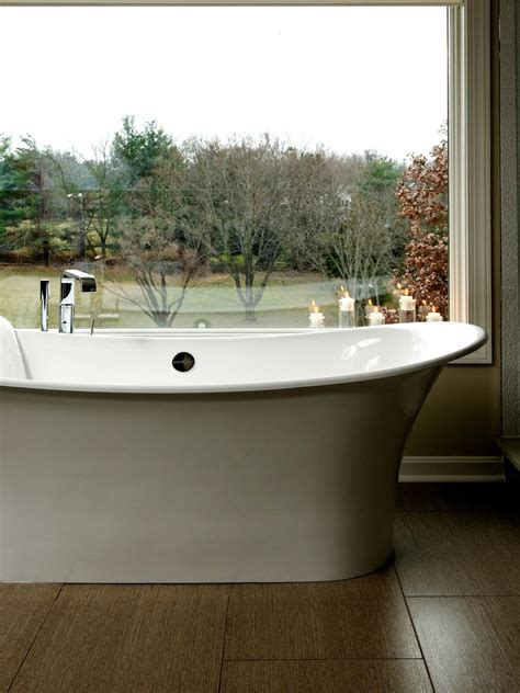 modern bathroom tub small bathtub ideas and options pictures tips from hgtv