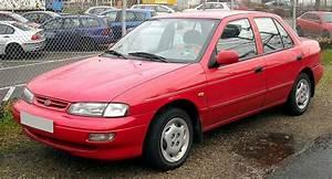 1996 Kia Sephia Gs