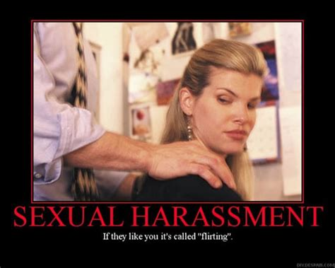 Harassment Meme - stupid jokes clever people sexual harassment