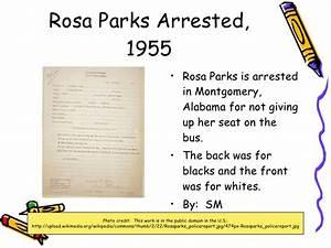 "Search Results for ""Rosa Parks Timeline"" – Calendar 2015"