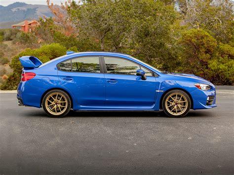 Subaru Wrx Mpg by 2016 Subaru Wrx Sti Price Photos Reviews Features