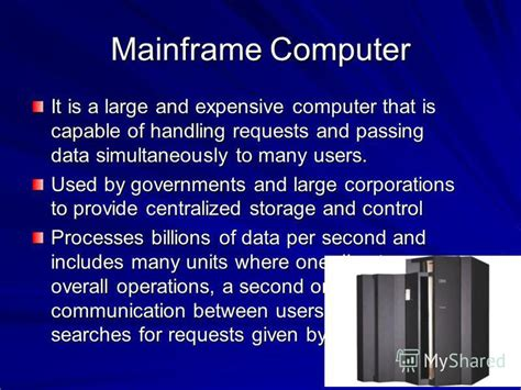 Define Mainframe Computer Pictures To Pin On Pinterest