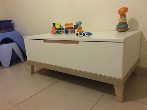 Coffre à Jouet Enfant Riga  Mobilier De Fabrication Française