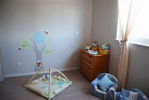deco peinture pour chambre de bebe visuel 6 With peinture pour chambre bebe