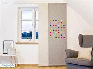Vorhänge Nach Mass Online : vorh nge vorhang aus filz dots nach ma ~ Markanthonyermac.com Haus und Dekorationen