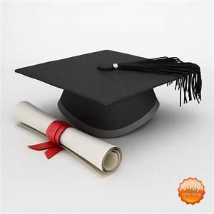 max graduation cap diploma