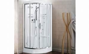 Installation D Une Cabine De Douche : installation d 39 une cabine de douche compl te ~ Premium-room.com Idées de Décoration