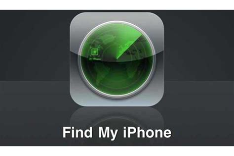 find my dead phone find my iphone app helps a to find husband s dead