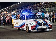 BMW Finalizes The 2016 Moto GP M2 Safety Car