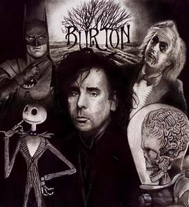 Western Springs College Tim Burton