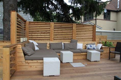 terrasse et patio urbains pour une cour arri 232 re 224