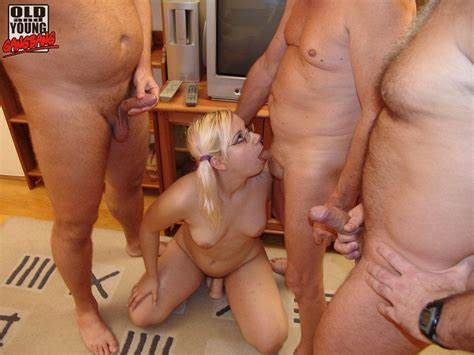 Old Teenager Stepmommy Banged