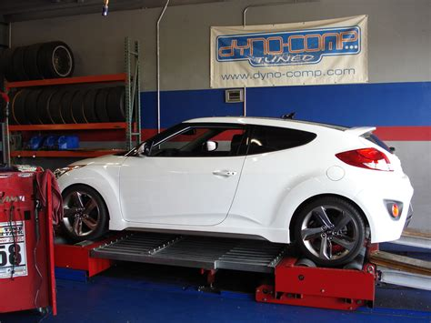 hyundai veloster turbo upgrade dyno comp ecu upgrade now available for the 2013 hyundai