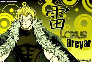 Laxus Dreyar Wallpaper by bionic02 on DeviantArt
