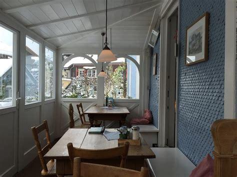 Cafe Blaues Haus  Bild Von Cafe Blaues Haus, Oberstaufen