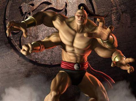 The Top Ten Mortal Kombat Characters