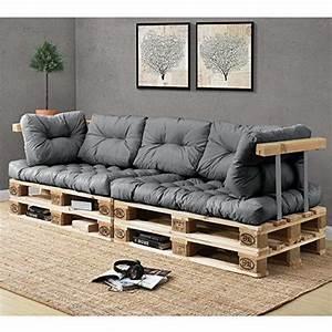 Paletten Couch Kissen : pin von tim schmitz auf zimmer gestaltung paletten kissen sofa polster und kissen sofa ~ Orissabook.com Haus und Dekorationen
