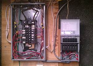 Ready For Winter  U2013 With A Generator Power Transfer Panel