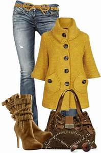 179 best Brown and Yellow Outfits images on Pinterest | Yellow outfits Yellow playsuits and ...