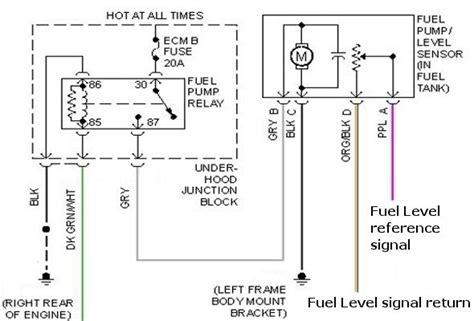 Chevrolet Avalanche Wiring Diagram