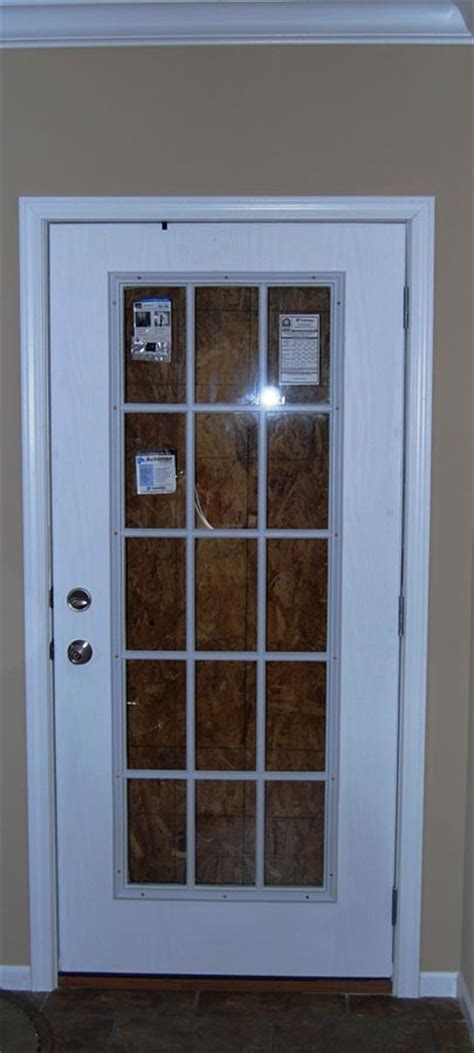 single french door exterior perfect  image  single