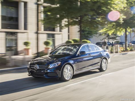 And there is another reason for taking the plunge sooner rather than later. 2018 Mercedes-Benz C350e Plug-in-Hybrid (US-Spec) - Front Three-Quarter   HD Wallpaper #15