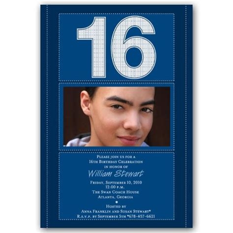 16th Birthday Invitations Templates by 16th Birthday Invitations For Birthday Invitation For