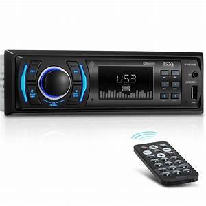 Usb Radio Auto : car music boss audio radio stereo player bluetooth usb mp3 ~ Kayakingforconservation.com Haus und Dekorationen