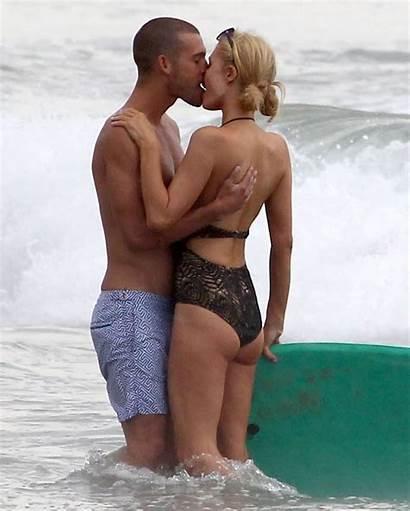 Hilton Paris Swimsuit Boyfriend Malibu Candids July