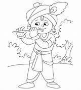 Flute Coloring Momjunction Toddler Violin sketch template