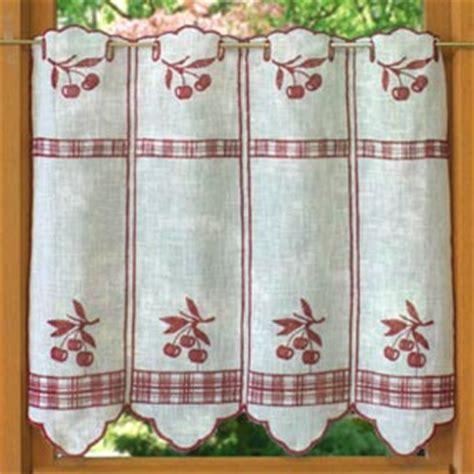macrame rideau cuisine rideau brise bise avec dessin de lavande